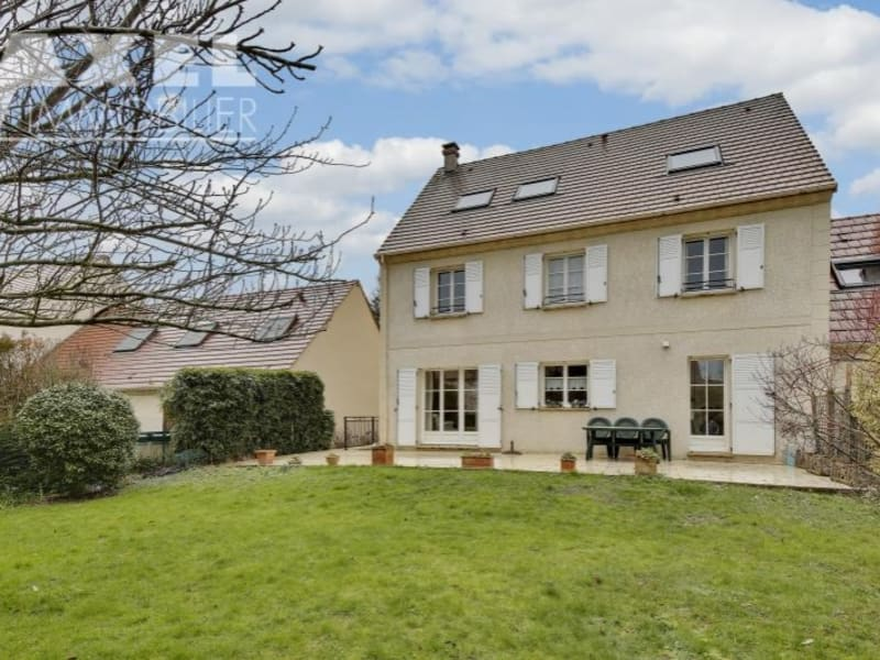 Sale house / villa Bois d arcy 686400€ - Picture 4