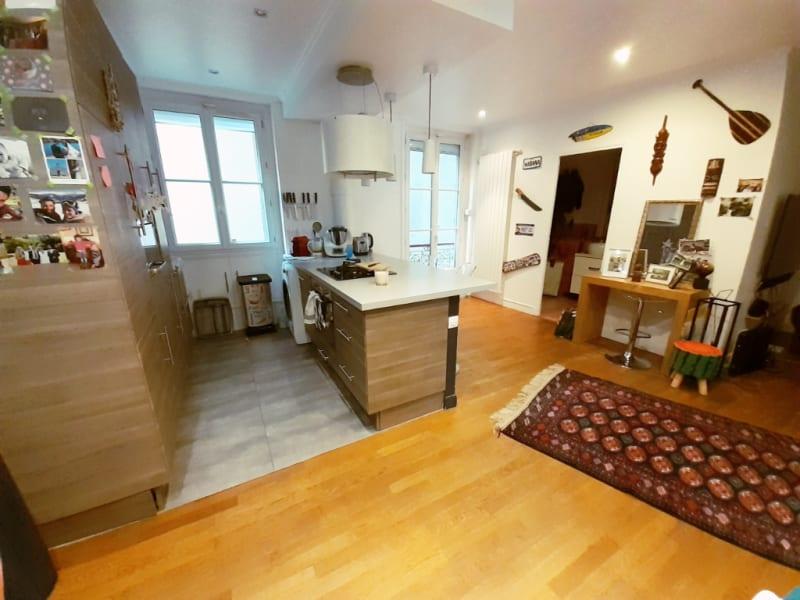 Vente appartement Paris 18ème 635000€ - Photo 2