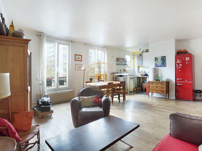 Vente appartement Paris 11ème 650000€ - Photo 2