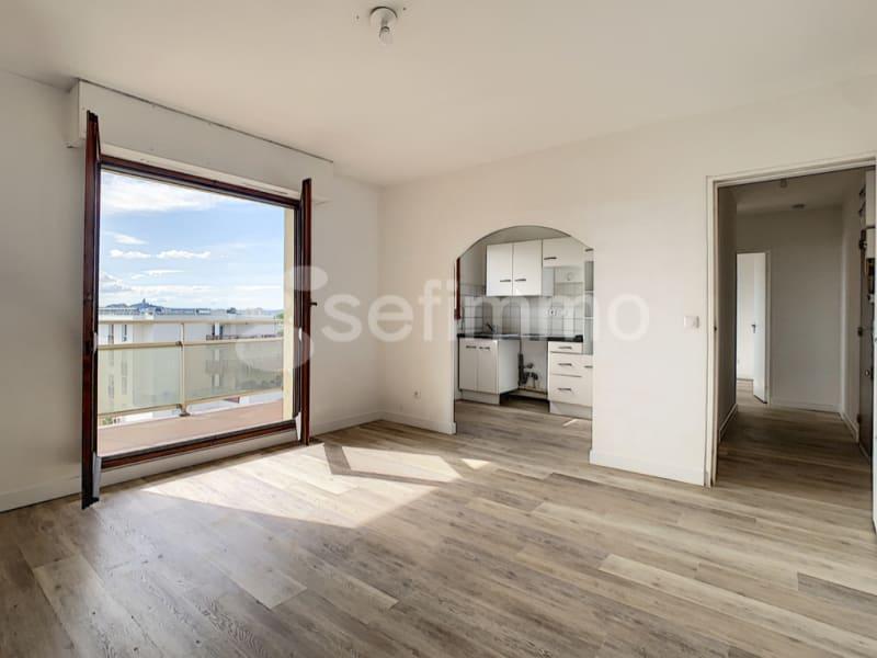Rental apartment Marseille 9ème 761€ CC - Picture 1