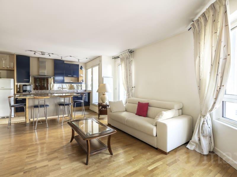 Sale apartment Levallois perret 780000€ - Picture 3