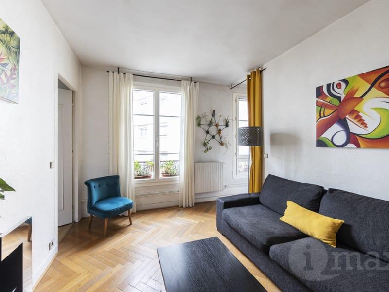 Sale apartment Levallois perret 369000€ - Picture 2