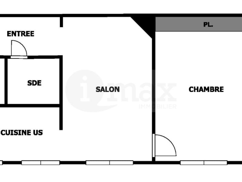 Sale apartment Levallois perret 369000€ - Picture 6