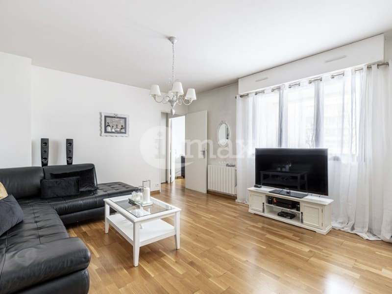 Sale apartment Levallois perret 530 000€ - Picture 2