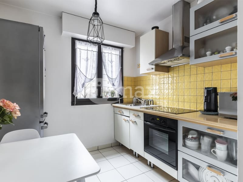 Sale apartment Levallois perret 530 000€ - Picture 3