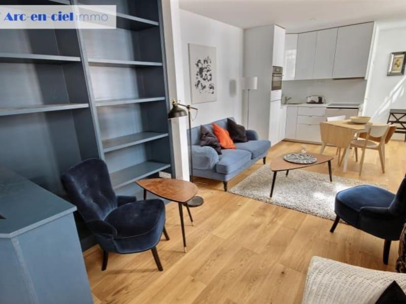 Rental apartment Paris 17ème 2095€ CC - Picture 3
