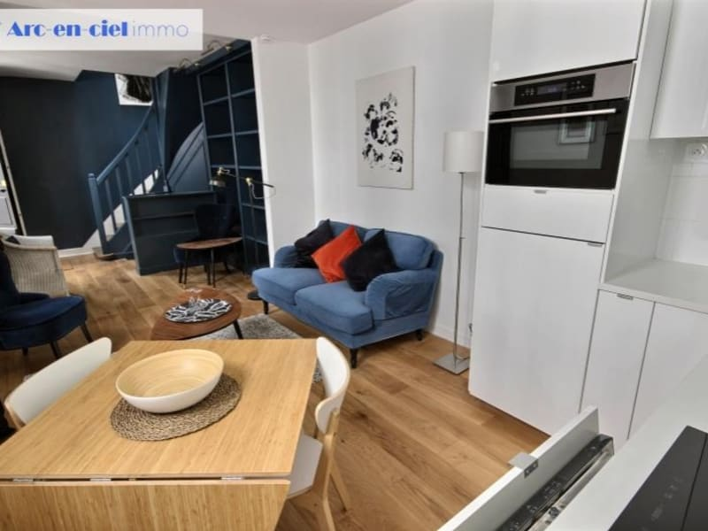 Rental apartment Paris 17ème 2095€ CC - Picture 5