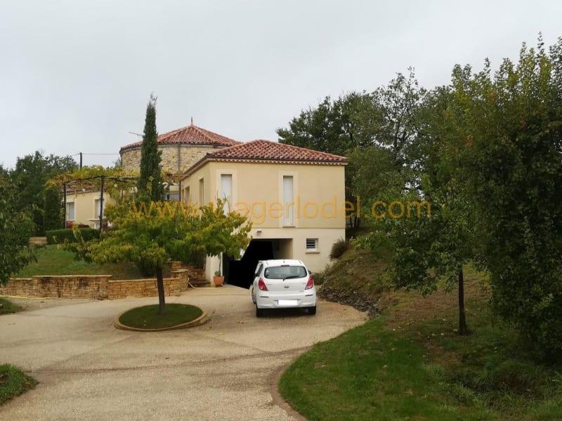 Vendita nell' vitalizio di vita casa Saint-pierre-lafeuille 99500€ - Fotografia 2
