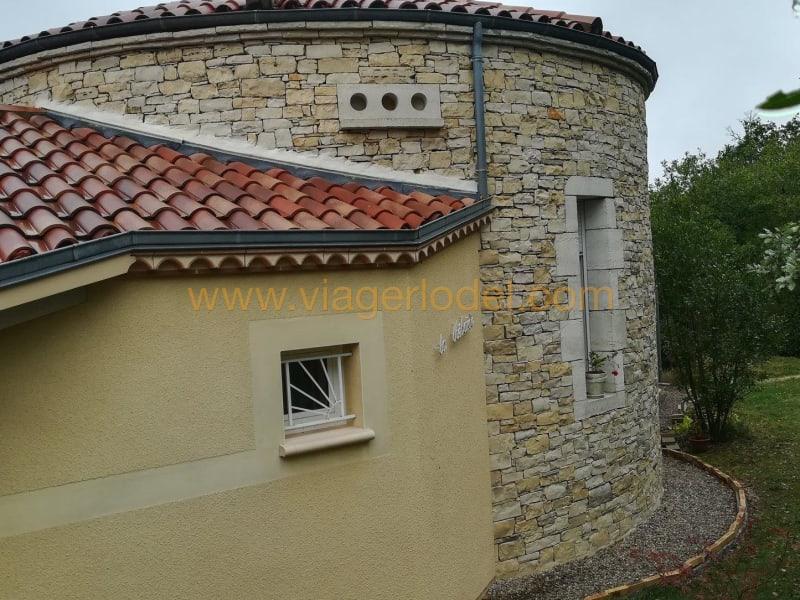 Vendita nell' vitalizio di vita casa Saint-pierre-lafeuille 99500€ - Fotografia 5