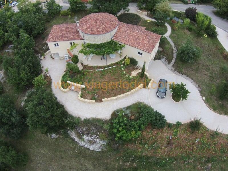 Vendita nell' vitalizio di vita casa Saint-pierre-lafeuille 99500€ - Fotografia 1