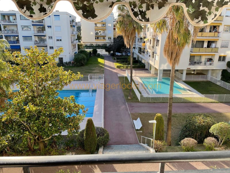 Life annuity apartment Nice 175000€ - Picture 4