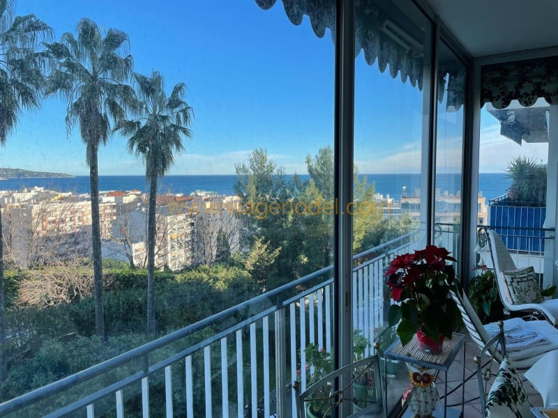 Life annuity apartment Nice 175000€ - Picture 5