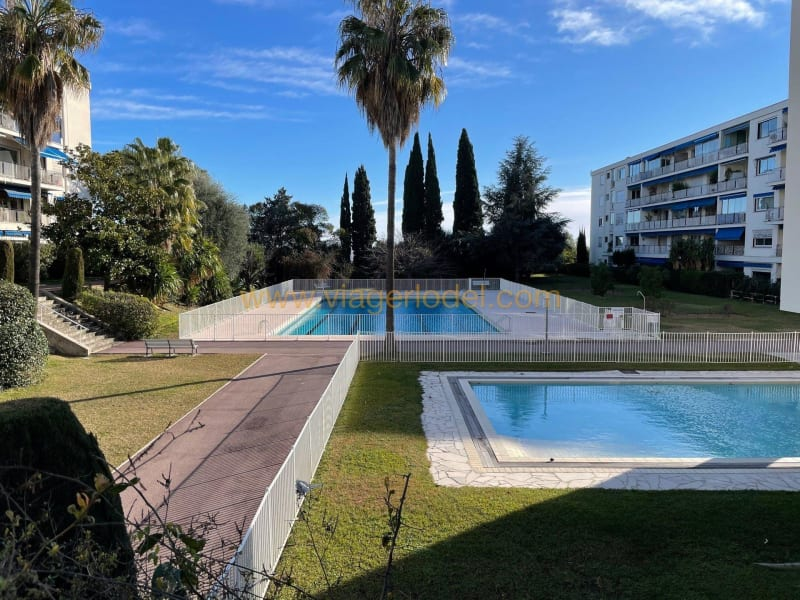 Life annuity apartment Nice 175000€ - Picture 1