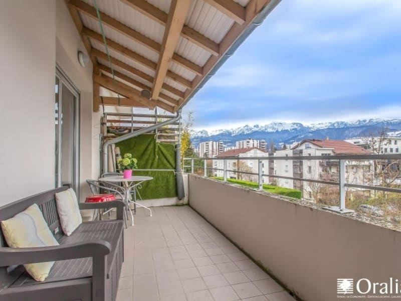 Vente appartement Meylan 223000€ - Photo 1