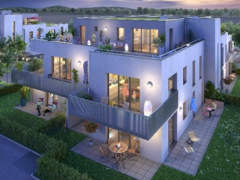 Vente appartement Furdenheim 283000€ - Photo 1