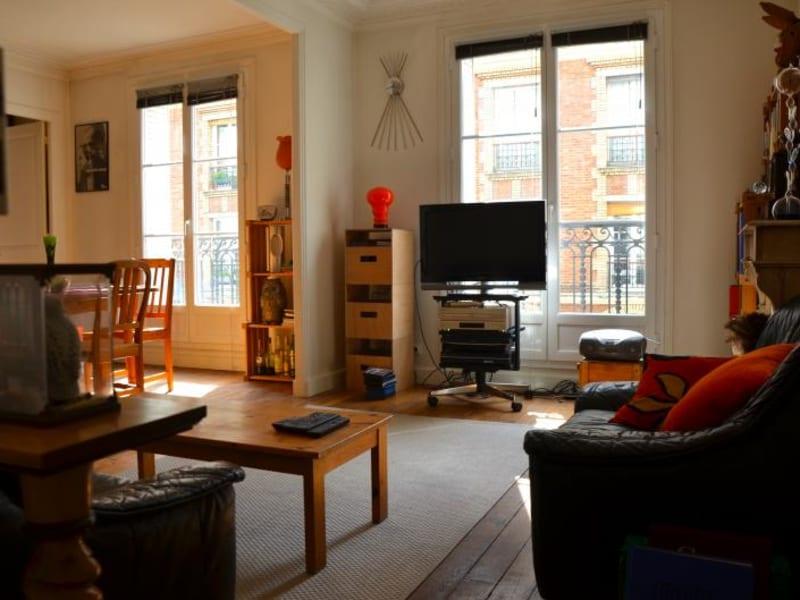 Venta  apartamento Paris 12ème 1050000€ - Fotografía 2