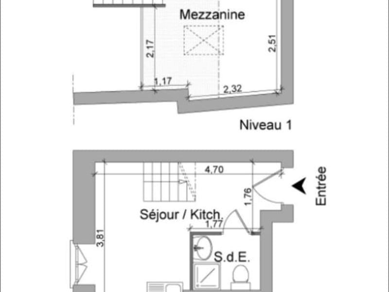 Location appartement Chazay d azergues 403€ CC - Photo 3