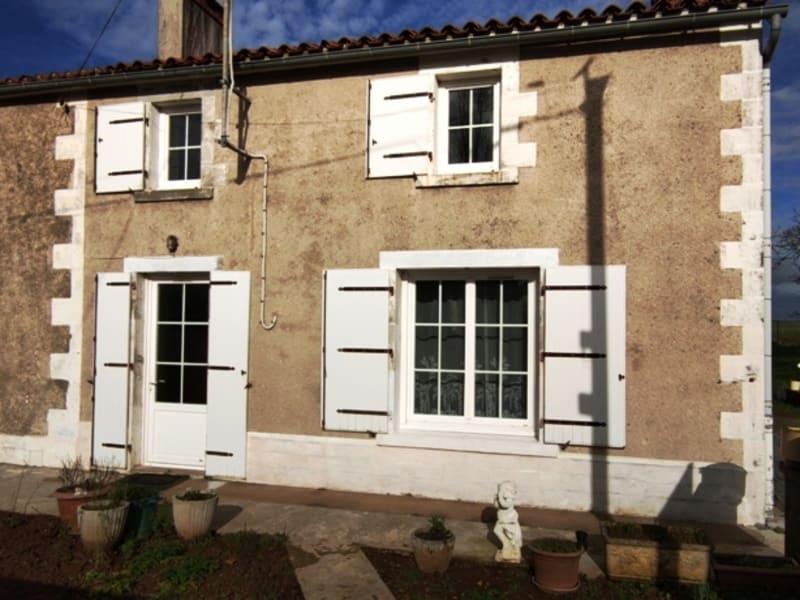 Vente maison / villa Fontenay le comte 190000€ - Photo 15