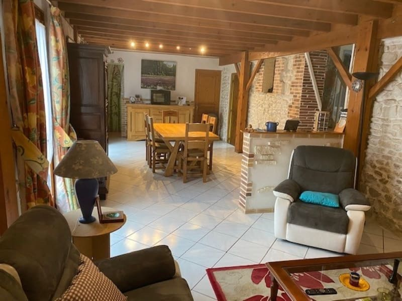 Sale house / villa Champagne sur oise 323400€ - Picture 2
