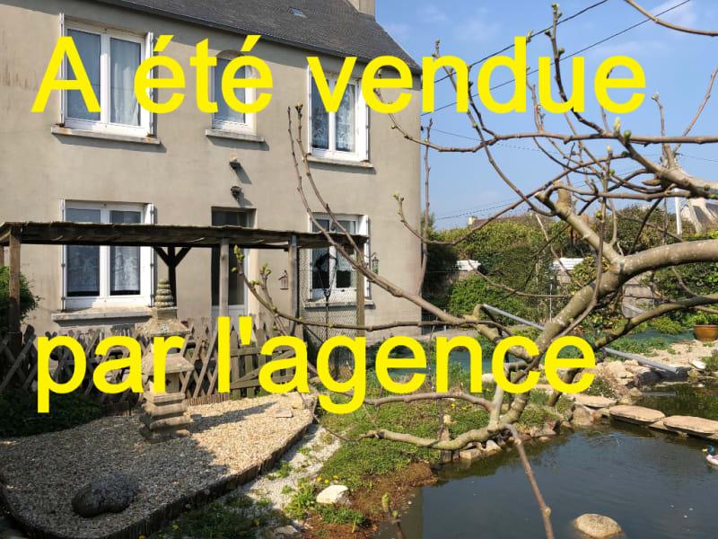 Vente maison / villa Ploneour lanvern 128400€ - Photo 1