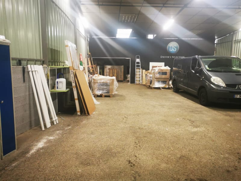 Location local commercial Les angles 1300€ HC - Photo 4