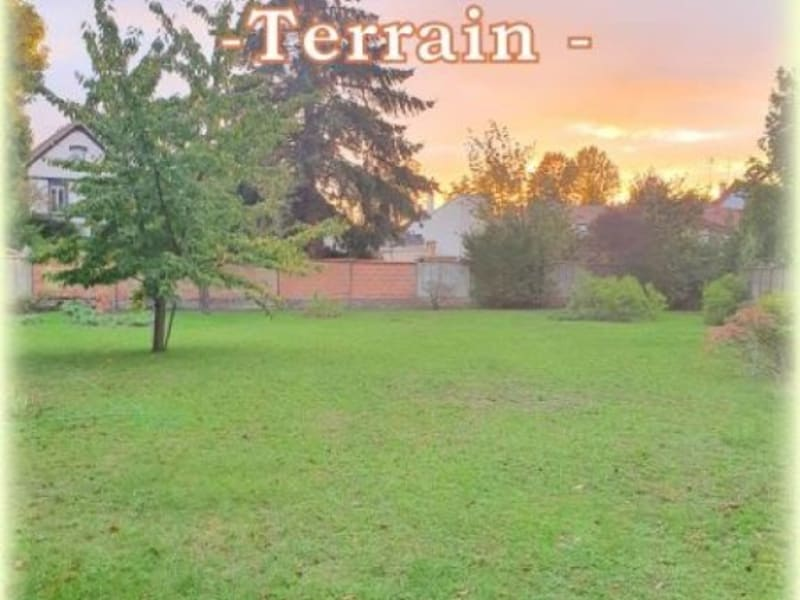 Vente terrain Le raincy 472000€ - Photo 1