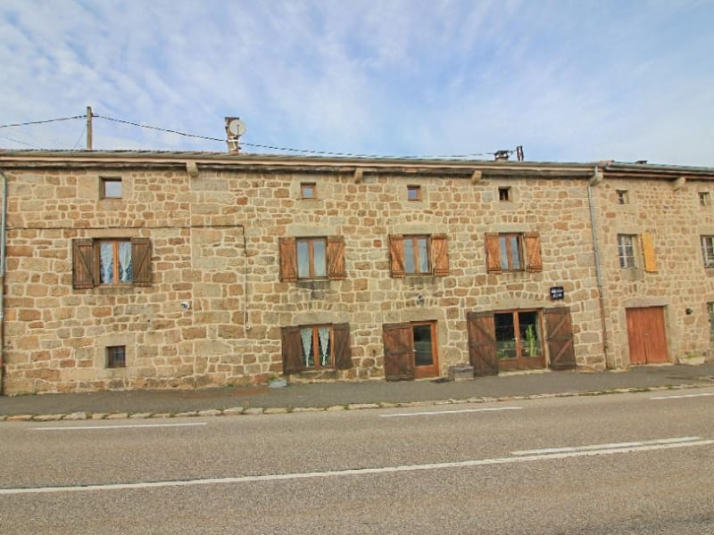 Sale house / villa La versanne 175725€ - Picture 1