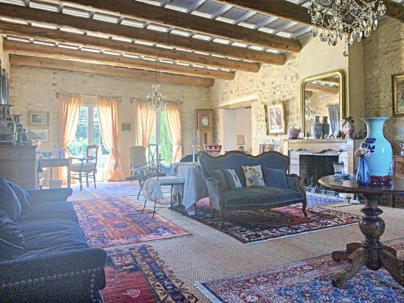 Sale house / villa Saint victor la coste 664000€ - Picture 3