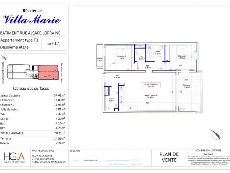 Deluxe sale apartment Le grau du roi 502000€ - Picture 2