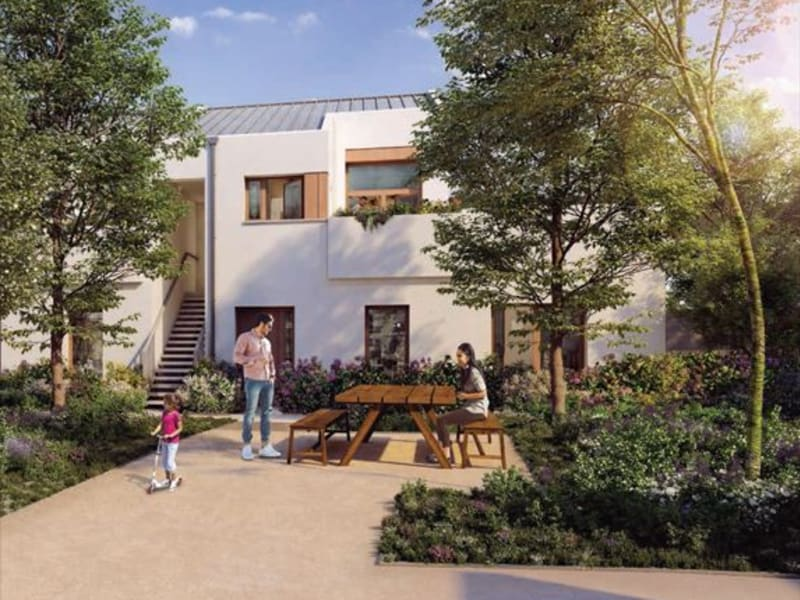 Sale apartment Lyon 9ème 376500€ - Picture 1
