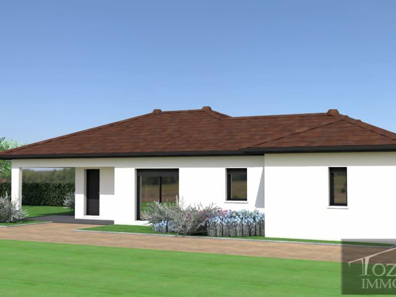 Sale house / villa La verpilliere 356483€ - Picture 2