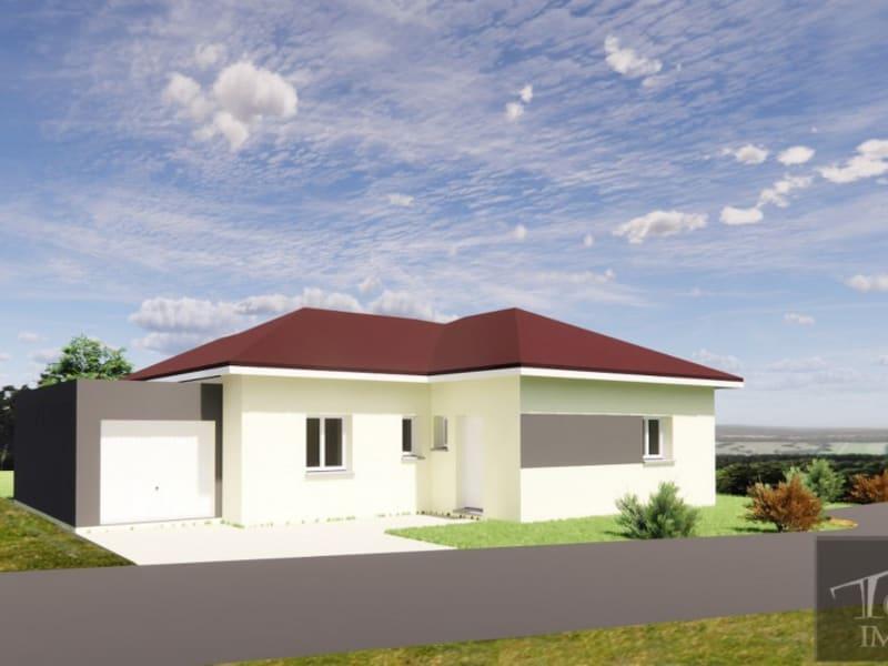 Sale house / villa Rochetoirin 261165,85€ - Picture 1