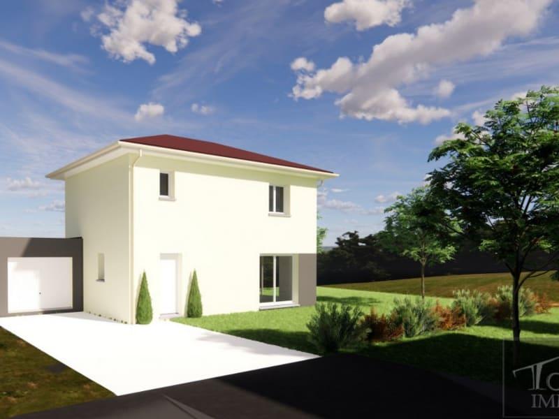 Sale house / villa Rochetoirin 237053€ - Picture 1