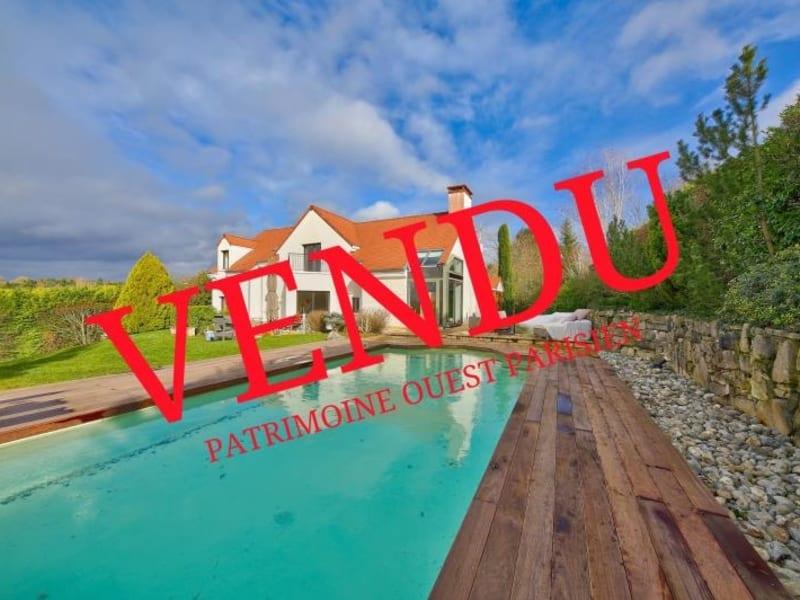 Sale house / villa St nom la breteche 1395000€ - Picture 1