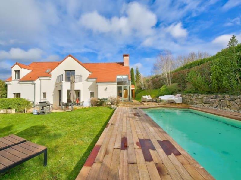 Sale house / villa St nom la breteche 1395000€ - Picture 2