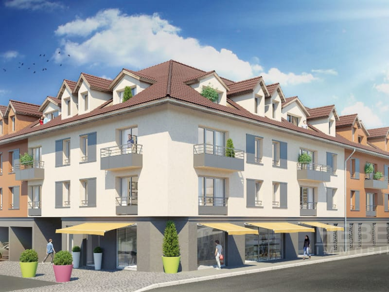 Vente appartement Sallanches 236000€ - Photo 7