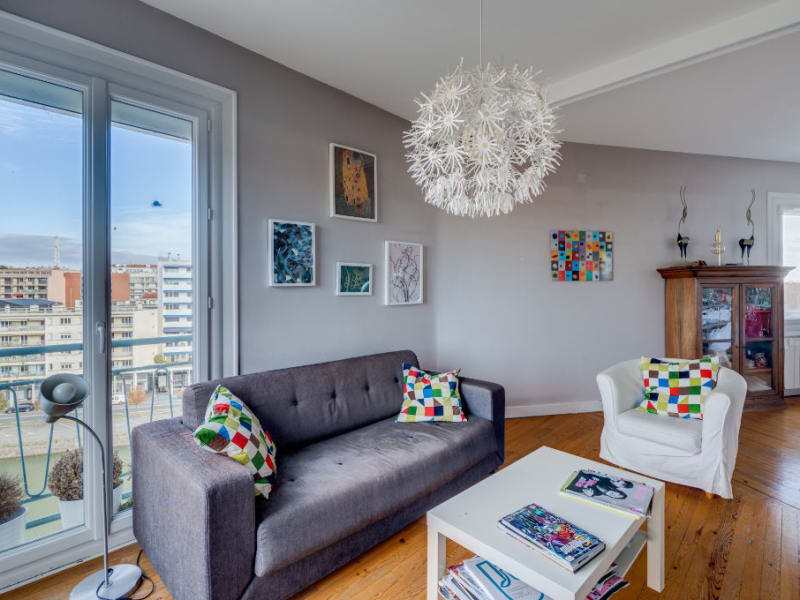 Verkoop  appartement Toulouse 465000€ - Foto 2