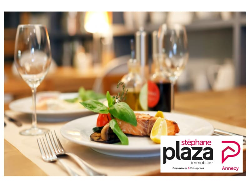Annecy - Fonds de commerce Restaurant Bar Licence IV