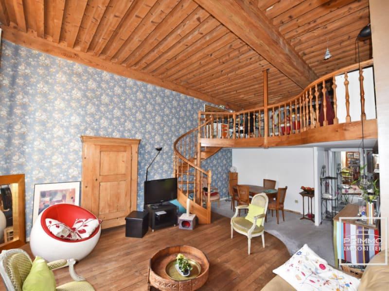 Vente appartement Lyon 6ème 459000€ - Photo 9