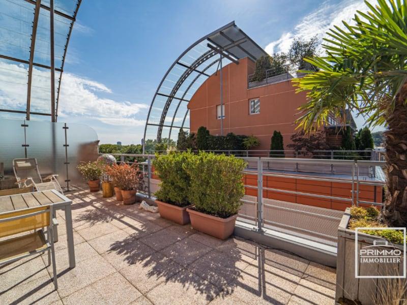 Lyon 6ème - Cité internationale Duplex dernier étage terrasse