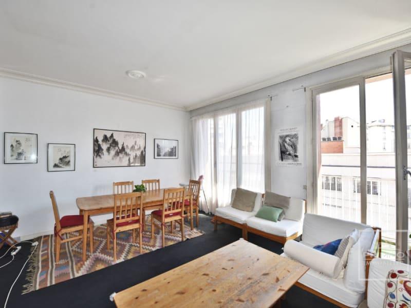 Sale apartment Lyon 6ème 575000€ - Picture 2