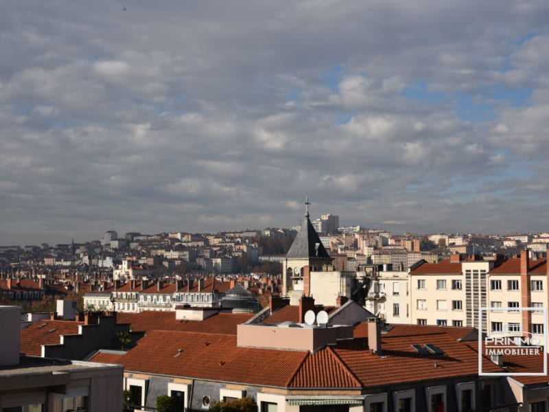 Sale apartment Lyon 6ème 565000€ - Picture 2