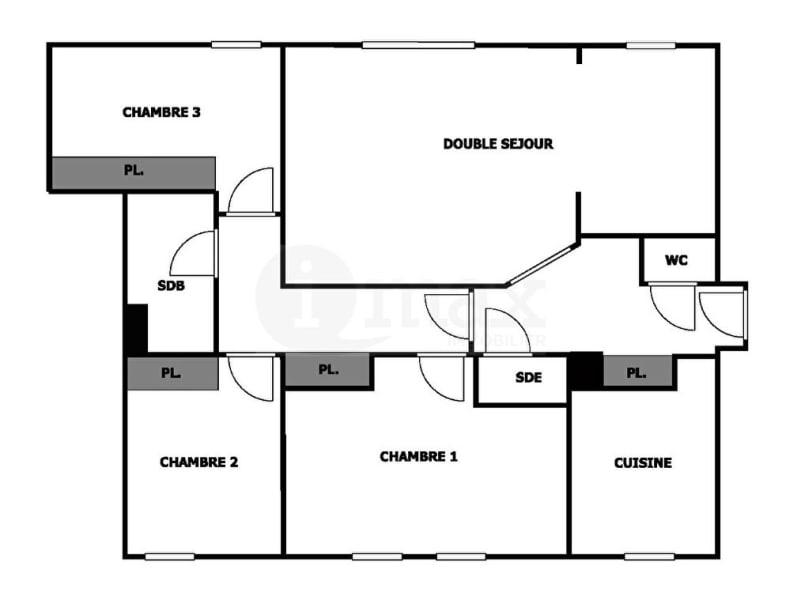 Sale apartment Levallois perret 1298000€ - Picture 17