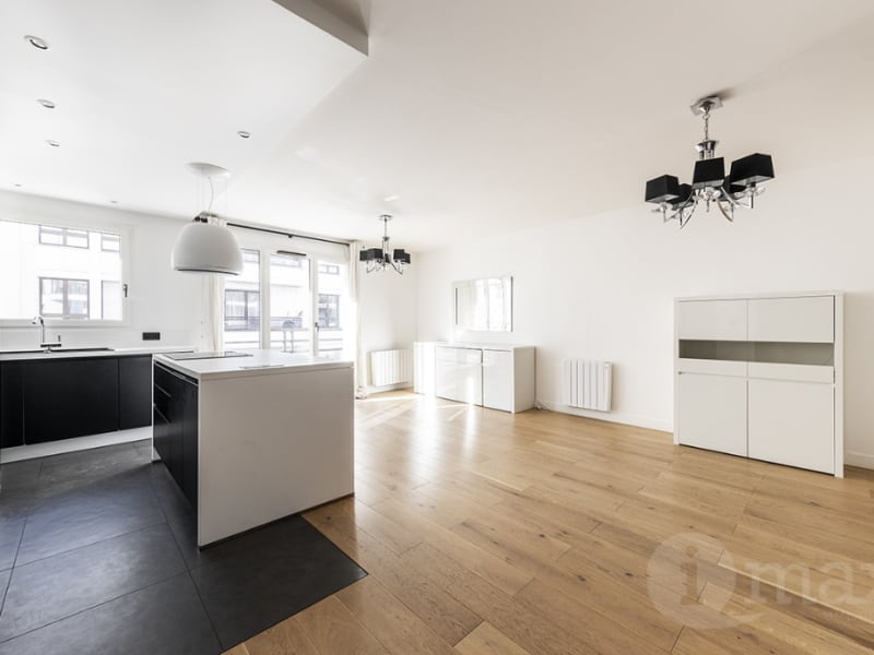 Sale apartment Levallois perret 760 000€ - Picture 3