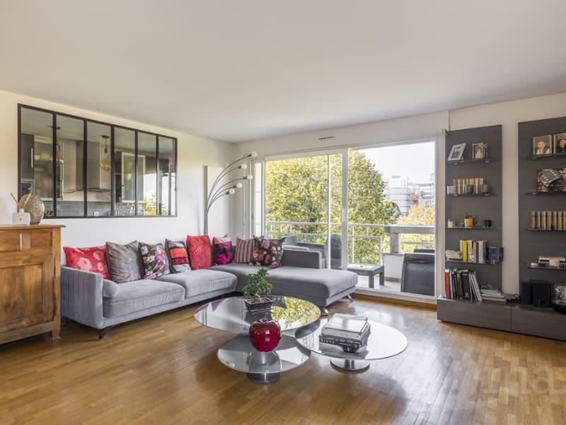 Sale apartment Levallois perret 1240000€ - Picture 1