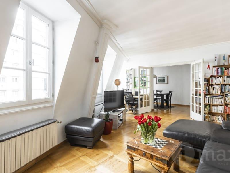 Sale apartment Levallois perret 729000€ - Picture 1