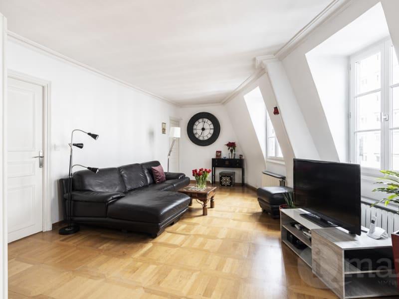 Sale apartment Levallois perret 729000€ - Picture 2
