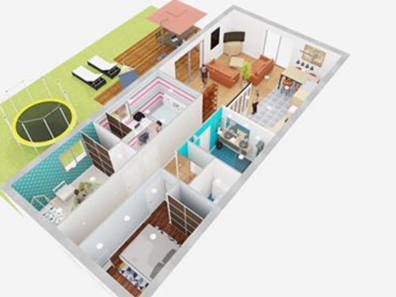 Vente appartement Aix les bains 369000€ - Photo 2