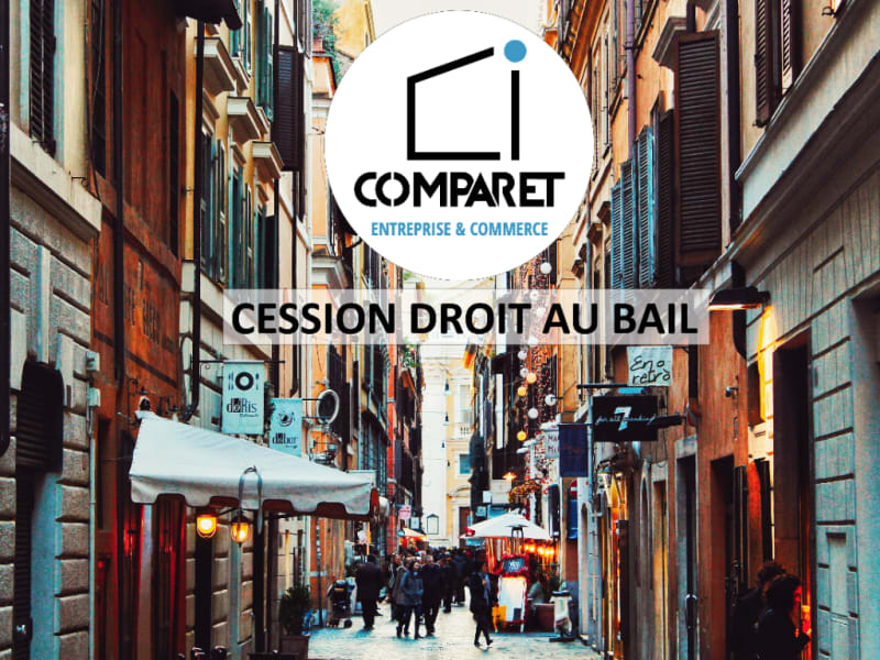 Cession de bail boutique Chambery 49 000€ - Photo 1