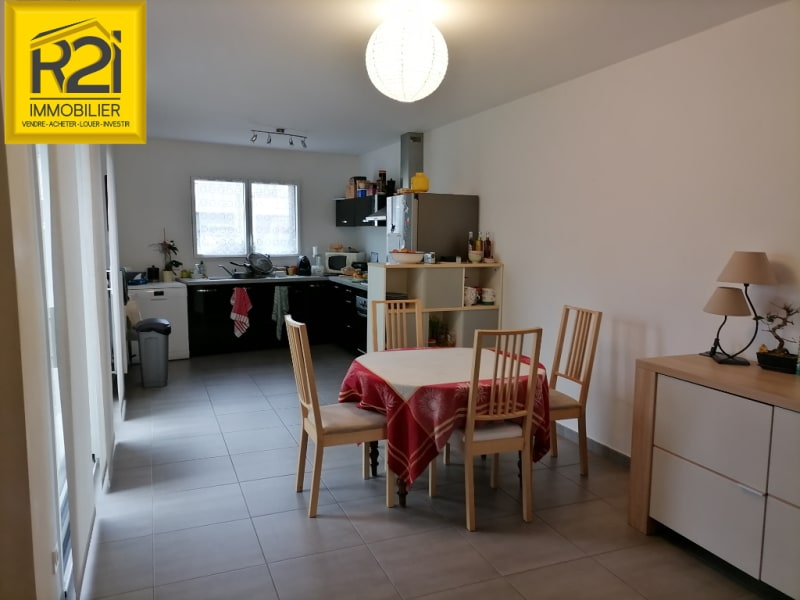 Sale house / villa Le rheu 337360€ - Picture 3